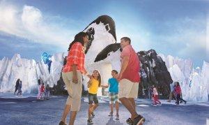 Como evitar filas nas principais atrações do SeaWorld Orlando: Antarctica: Empire of the Penguin