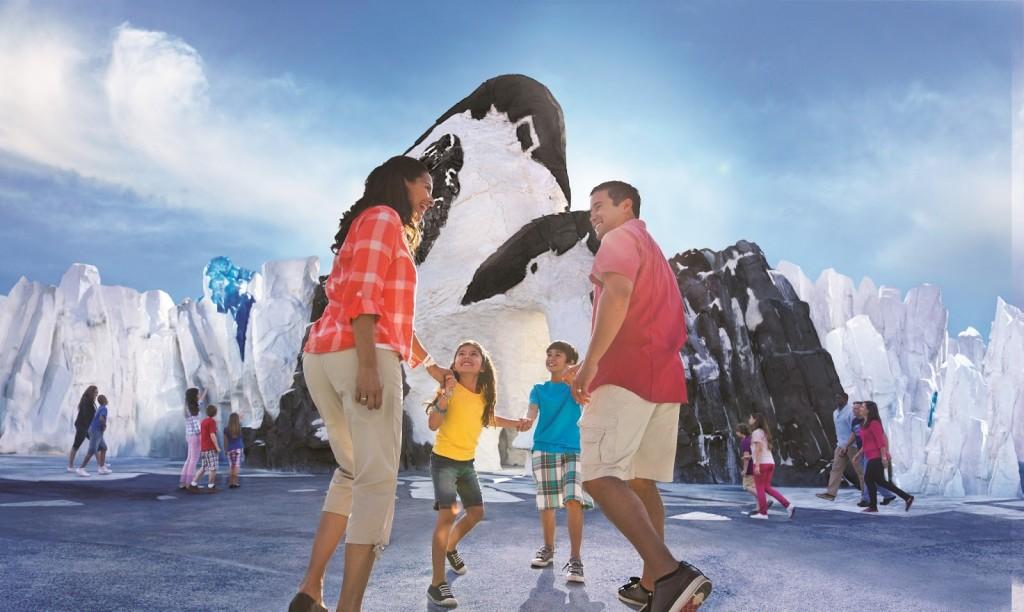 Parque SeaWorld em Orlando: atrações