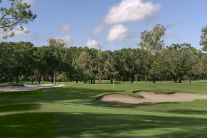 Disney's Oak Trail Golf em Orlando: campo de golfe