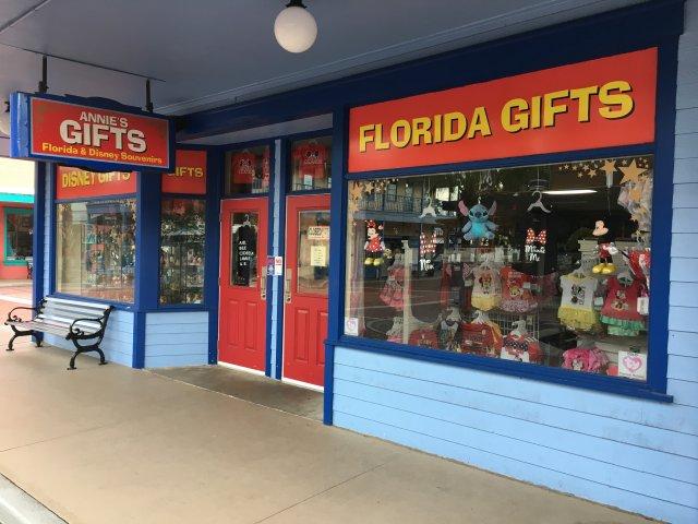 Loja Annie's Gifts em Orlando