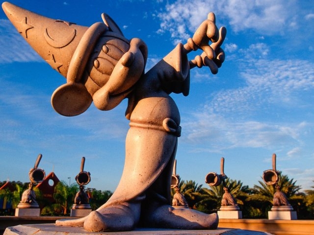 Disney's Fantasia Gardens e Fairways Miniature Golf em Orlando