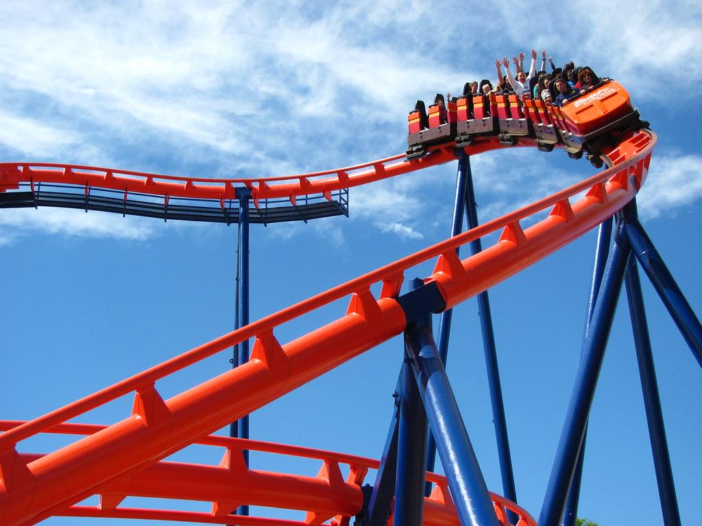 Novos preços dos ingressos do SeaWorld e Busch Gardens em 2020: Scorpion no Busch Gardens