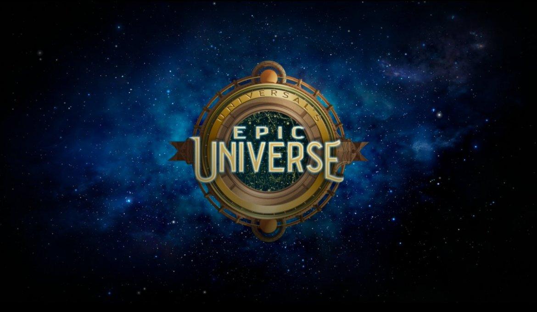 Novo parque Universal's Epic Universe na Universal Orlando