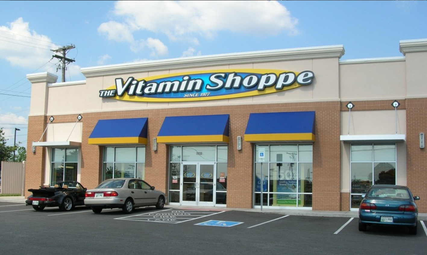 Onde comprar suplementos alimentares em Orlando: Vitamin Shoppe
