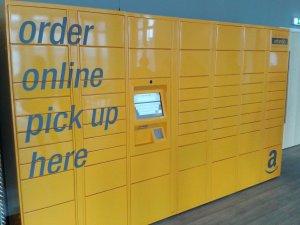 Como receber suas compras online com o Amazon Locker em Orlando: informações