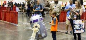 MegaCon em Orlando: encontro com personagens