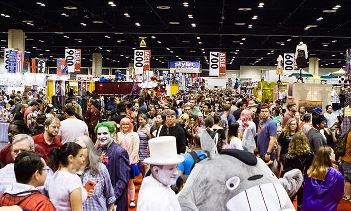 MegaCon em Orlando: feira