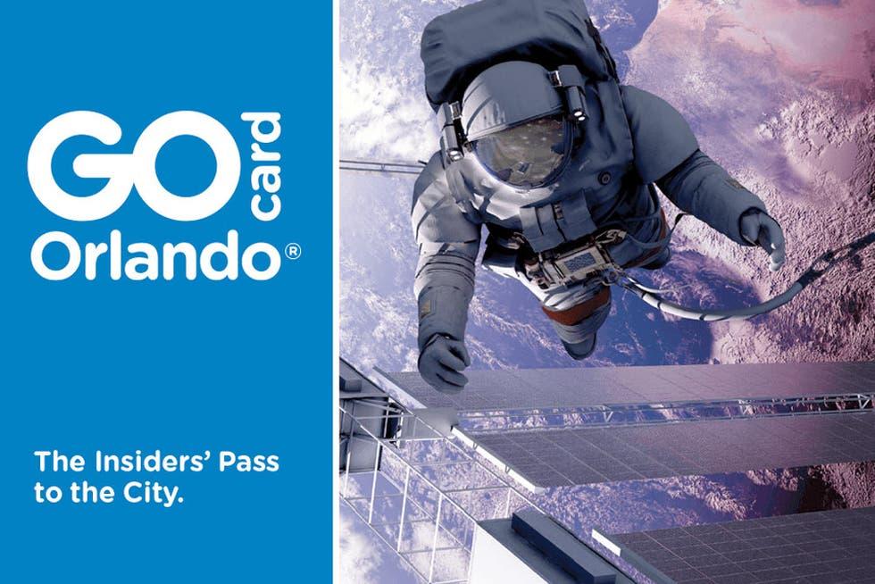 Aproveite diversas atrações com o Go Card Orlando