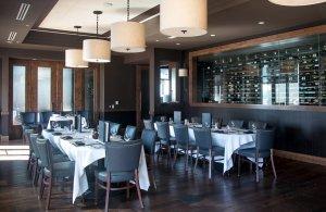 Restaurante Chef's Table at the Edgewater em Orlando: interior