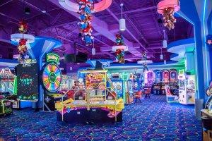 Arcade City em Orlando: jogos