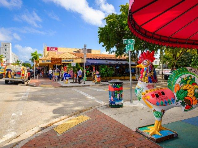 Experiência gastronômica Little Havana em Miami