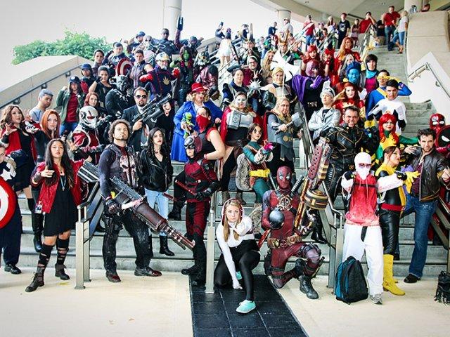 MegaCon em Orlando