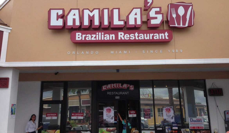 Restaurante brasileiro Camila's em Miami