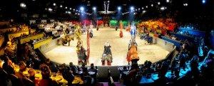 Medieval Times: jantar e duelo de cavaleiros em Orlando: arena
