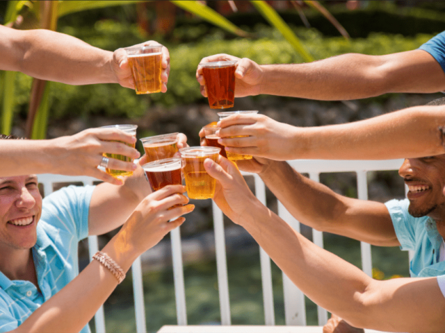 Craft Beer Festival no SeaWorld Orlando em 2019