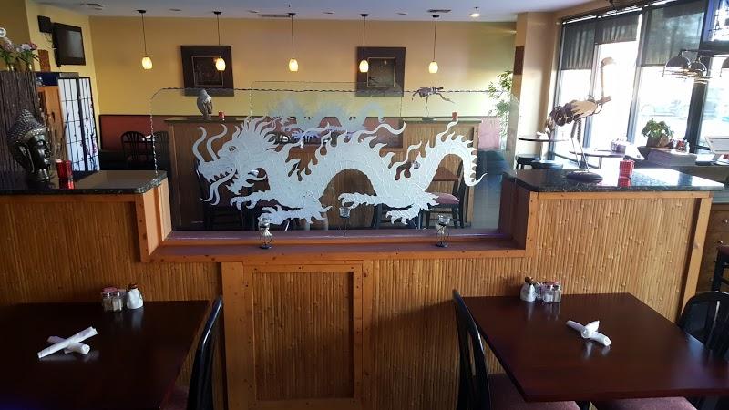 Restaurantes em Saint Augustine: Baitong Thai & Sushi Restaurant