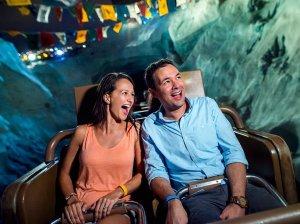 Disney Orlando sem crianças: casal