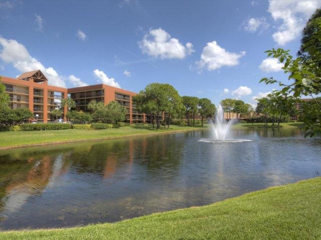 Hotel Clarion Inn Lake Buena Vista em Orlando