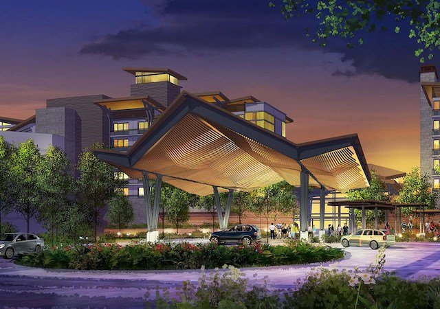 Hotel Reflections: A Disney Lakeside Lodge em Orlando