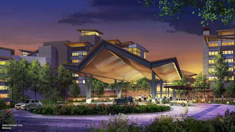Hotel Reflections: A Disney Lakeside Lodge em Orlando