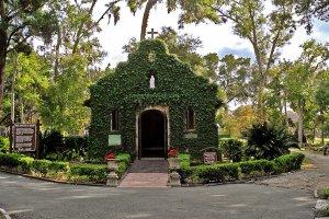 Pontos turísticos em Saint Augustine: The Shrine of Our Lady of La Leche