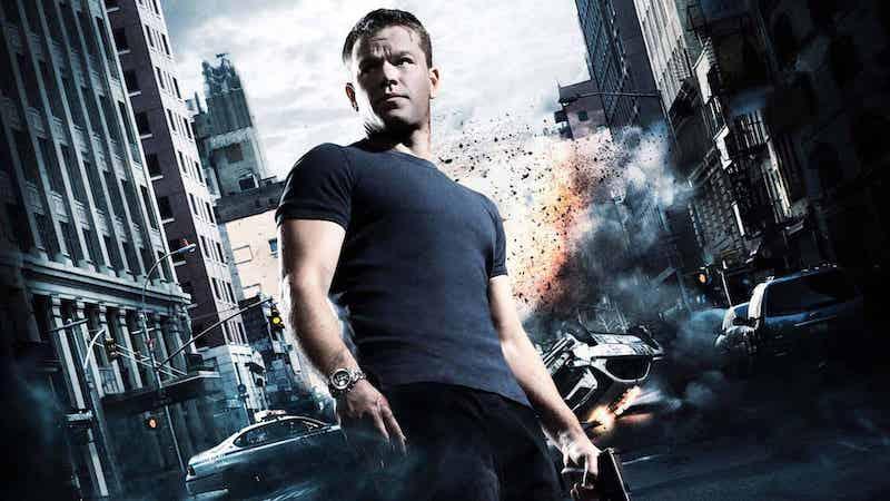 Show de dublês The Bourne Stuntacular na Universal Orlando: Jason Bourne
