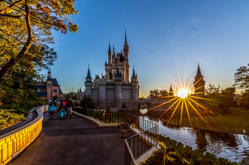 Reabertura da Disney Springs em Orlando: parque Magic Kingdom