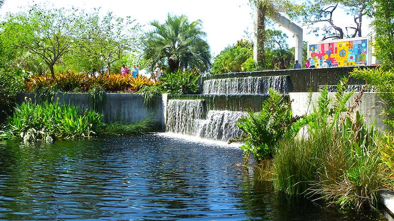 Pontos turísticos em Naples: Jardim Botânico de Naples