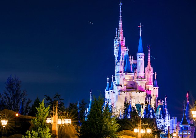 Disney After Hours em Orlando em 2019 e 2020
