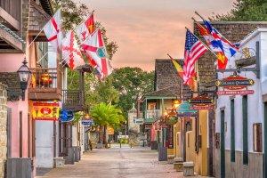 Onde ficar em Saint Augustine: Old Town