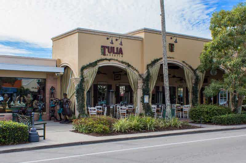 Restaurantes em Naples: Osteria Tulia