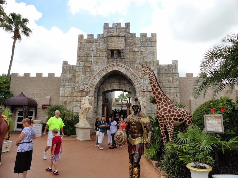 Natal no Holy Land Experience em Orlando: parque The Holy Land Experience