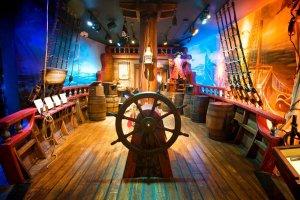 Pontos turísticos em Saint Augustine: Pirate & Treasure Museum