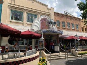 Alimentação saudável nos parques de Orlando: restaurante Hollywood & Vine
