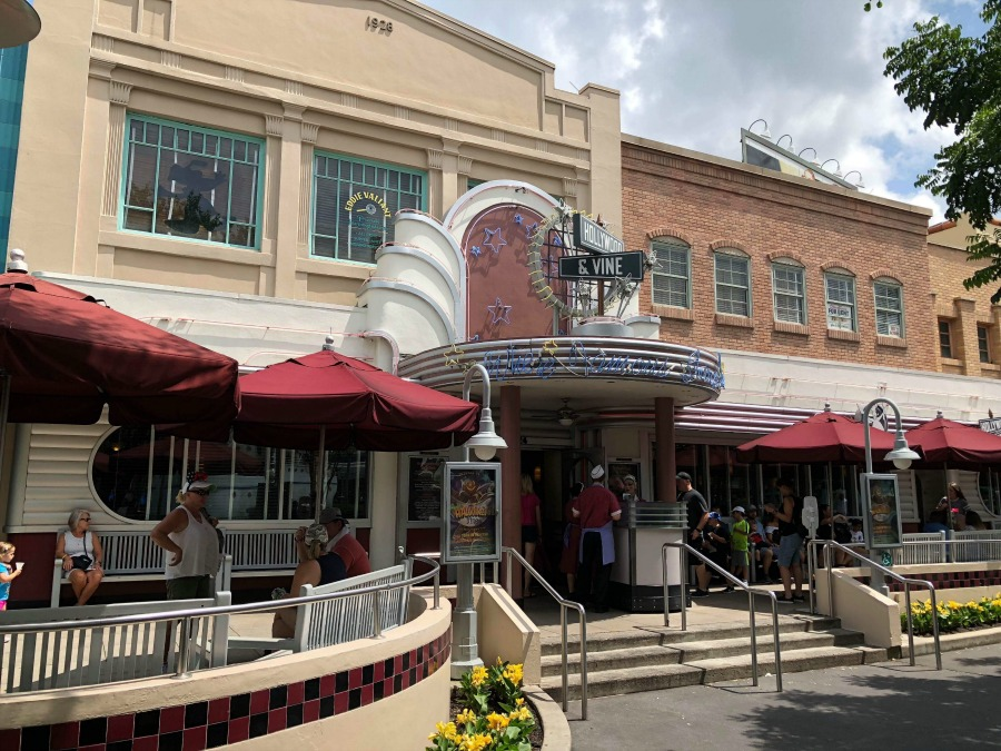 Parque Hollywood Studios da Disney Orlando: Hollywood & Vine