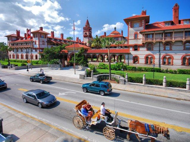 Pontos turísticos em Saint Augustine