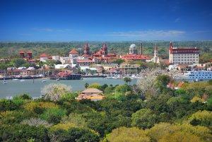 Onde ficar em Saint Augustine: região histórica