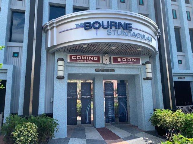 Show de dublês The Bourne Stuntacular na Universal Orlando: parque Universal Studios