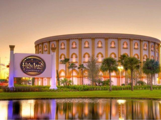Natal no Holy Land Experience em Orlando