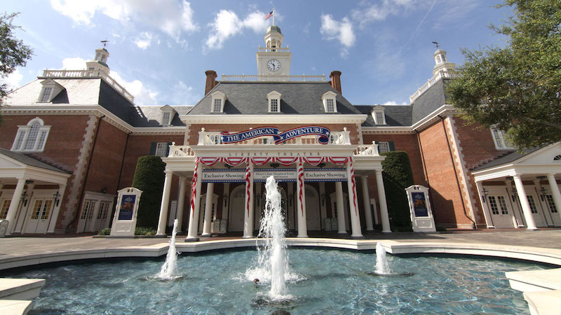 Restaurante Regal Eagle Smokehouse no Epcot da Disney Orlando