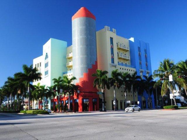 Art Deco District em Miami
