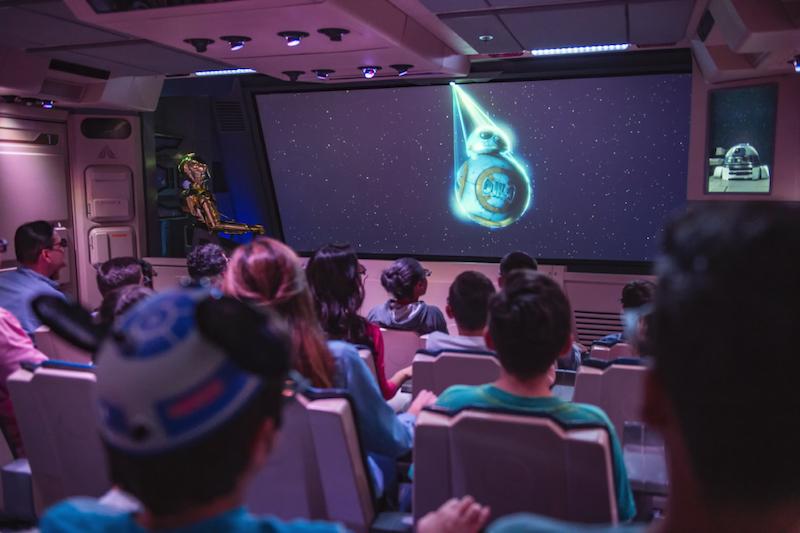 Novidades no Star Tours no Hollywood Studios da Disney Orlando: cenas
