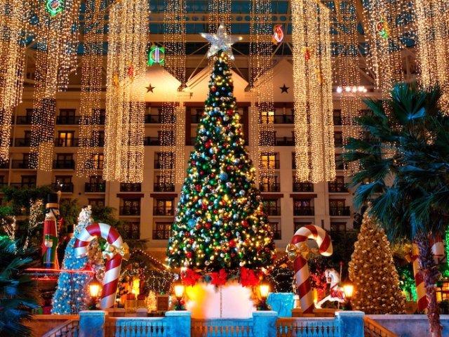 Natal em Orlando em 2019