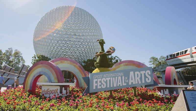 Epcot International Festival of the Arts 2020 na Disney Orlando
