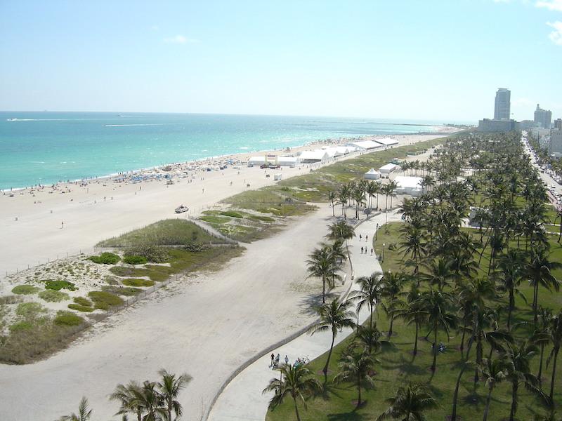 Art Deco District em Miami: Lummus Park