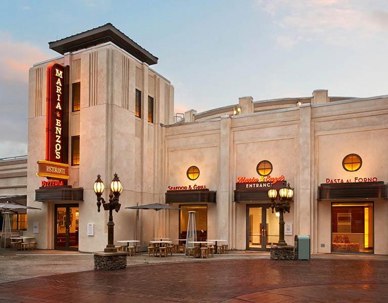 Melhores restaurantes para brunch na Disney Springs em Orlando: Maria & Enzo's Ristorante