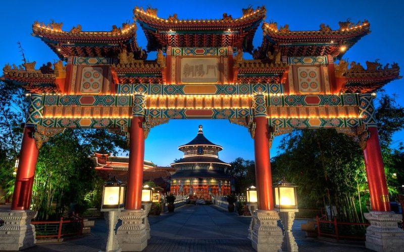 """Novidades na Disney Orlando em 2020: Filme """"Wondrous China"""" no Epcot"""