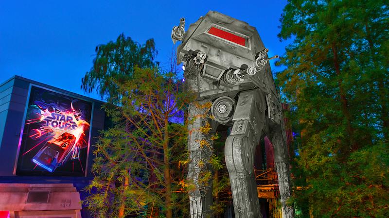 Novidades no Star Tours no Hollywood Studios da Disney Orlando