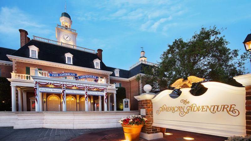 Restaurante Regal Eagle Smokehouse no Epcot da Disney Orlando: The American Adventure