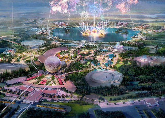 Novidades no Epcot da Disney Orlando